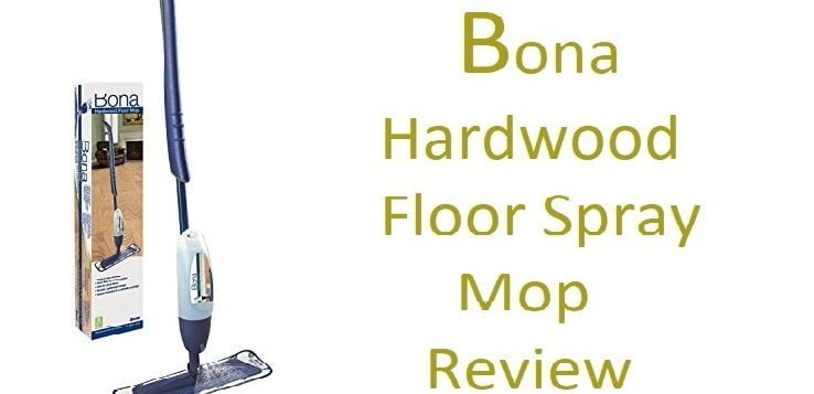 bona spray mop review