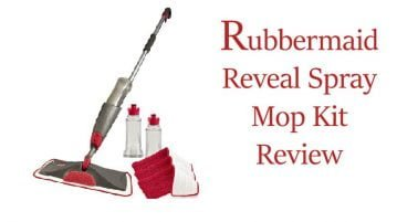 rubbermaid reveal mop pads