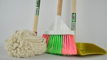 Home Floor Cleaning