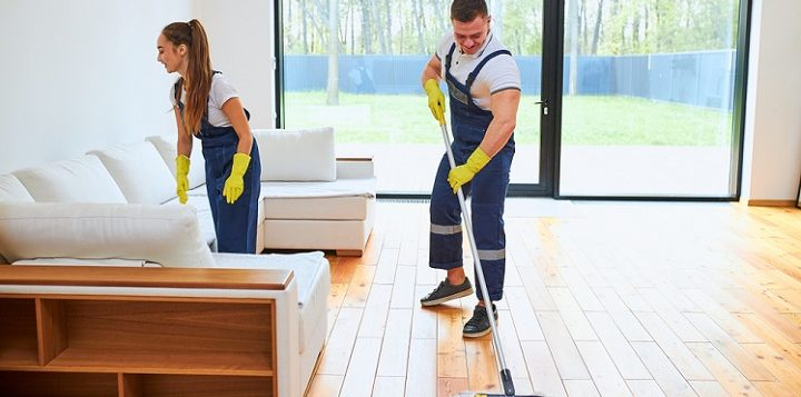 best mop for hardwood floor